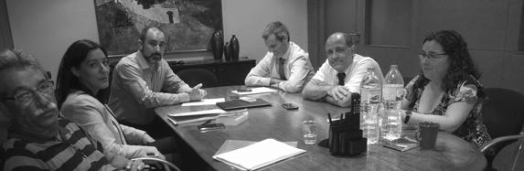 """La """"Ley Mordaza"""", la plusvalía y los criterios de  la Administración Pública en materia laboral entre los temas tratados en la 21 Sesión Jurídica de ADVISORIA"""