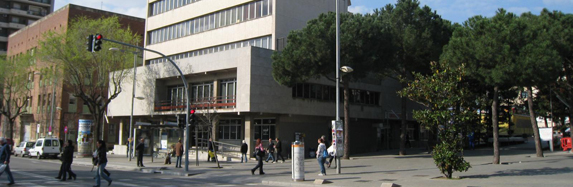Granollers concentra 6 dels 10 jutjats catalans més saturats
