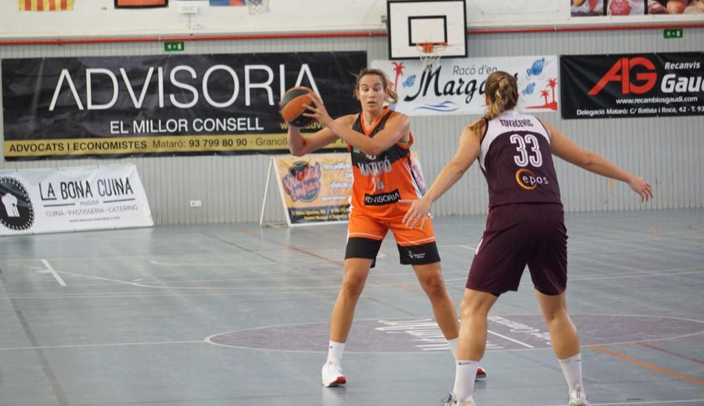 ADVISORIA patrocina tots els equips femenins de bàsquet de l'AE Boet